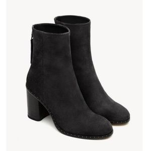 NEW • Rag & Bone • Blyth Studded Ankle Boots 40
